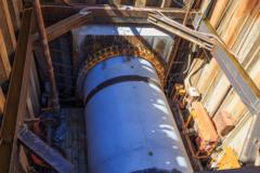 Mikrotunneling und Rohrvortrieb