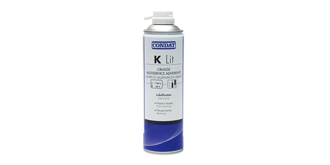 Multi-purpose grease spray