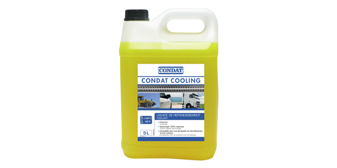 Cooling liquid