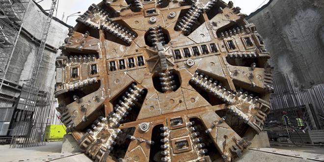 EPB-Tunnelbohrmaschinen