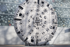 Fels-Tunnelbohrmaschinen