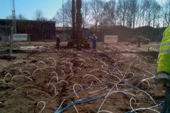 Abdichtung durch Bodeninjektion