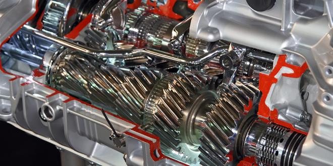 Automotive transmission oils