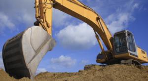 Bauindustrie und Asphaltwerke