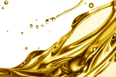 Nicht wassermischbare Bearbeitungsöle